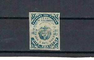 STATE OF TOLIMA, COLOMBIA. SC 10    1871  RARE