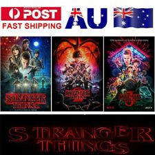 Stranger Things Season 1, 2 and 3 DVD The Complete Seasons 1-3 BRAND NEW