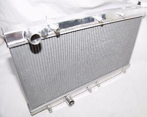 """Dual Core 2"""" aluminium Radiator fits 90-94 Eagle Talon/Mitsubishi Eclipse MANUAL"""