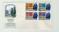 1967 BOTSWANA - 1st UNIVERSITY DEGREES FDC FROM COLLECTION F16