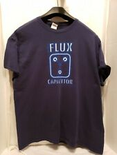 Flux Capacitor Back to the Future costume 80'S Vintage movie Xl T-Shirt