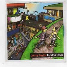 (FW41) Jonny Taylor, London Town - DJ CD