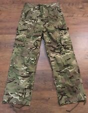New British Army Issue MTP Camouflage Windproof Combat Trousers -Various Sizes