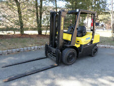 Hyster Fortis H80Ft Forklift Truck (8,000 Lbs. lift capacity) V6 and 6' Forks