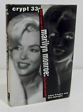 1st/1st CRYPT 33 The Saga of MARILYN MONROE the Final Word by ADELE GREGORY HCDJ