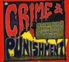 V/A Blues - Crime and Punishment [CD]