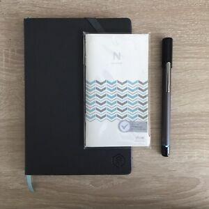 Neo Smartpen N2 + Moleskin Book Official Used Tablet Pen Complete