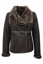 Waist Length Winter V-Neckline Coats & Jackets for Women