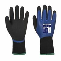 Portwest AP01 Thermo Pro Waterproof Coated Thermal Insulated Cold Winter Gloves