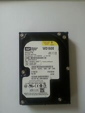 "160 GB SATA Western Digital WD1600JD-40GBB2 3,5"" #W160-0634"