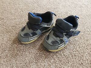 Grey Boys Trainers / shoes, child size 4
