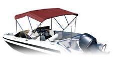 Summerset Bimini Boat Top, Grey, 72 x 79-84 x 54 Inch