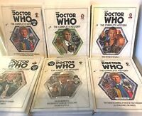 Doctor who - The Complete History - Books Collection - POSTAGE DEALS