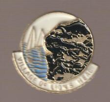 Village of Lions Head Ontario Metal Pin Pinback - Very Good