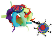 Whoozit Wiggle Ball Baby Activity Toy by Manhattan Toy