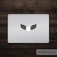 Apple Wings - Mac Apple Logo Cover Laptop Vinyl Sticker MacBook Decal Angel God