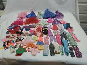 Barbie Doll Clothes And Accessories Lot Vintage And 2000s