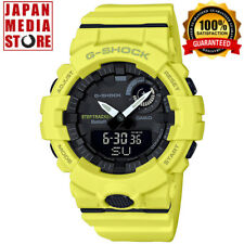 Casio G-SHOCK GBA-800-9AJF G-SQUAD Step Tracker Bluetooth Watch GBA-800-9A
