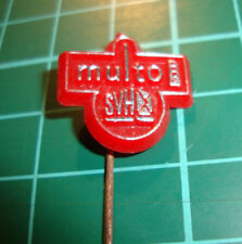 Multo SVH stick pin badge vtg 60's speldje