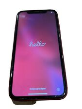 New listing Apple iPhone Xr - 128Gb - Coral (At&T) A1984 (Cdma + Gsm)