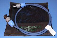 20' SPEAK ON Speaker Cable ~ Evidence Audio Siren II 20 ft ~ FREE BAG