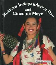 Mexican Independence Day and Cinco de Mayo (Best Holiday Books)-ExLibrary