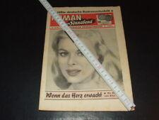 Romanheft aus 1960 … Sandra Milo (Cover), Marion Michael