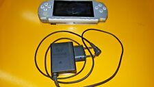 Sony PSP System w/ Charger, Memory Card and 1 UMD
