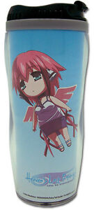 **Legit Cup** Heaven's Lost Property Ikaros Authentic Tumbler Coffee Mug #69003