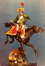 Napoleonic - Mounted Austrian Hussar 120mm (SALE)
