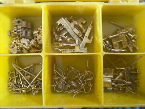 Ho Scale Brass Key Imports Southern Pacific SP MT-4 Detail Parts Lot Replacemnt