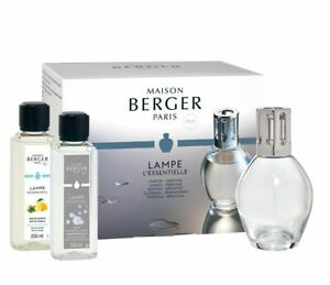 Maison Berger Lampe Berger StarterSet Oval inkl. 2x 250ml Duft in Geschenkbox