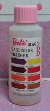Barbie Color 'N Curl Set Hair Color Changer B Container
