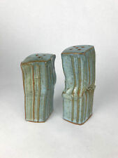 Salt and Pepper Shakers - Ceramic Sculpted- MCR