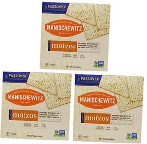 Kosher For Passover Matzo 3 LBS (3 Boxes)