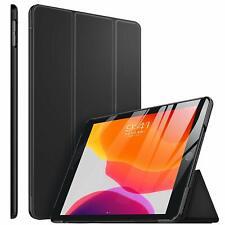 """Für Apple iPad 7. 10,2 """"2019 Trifold Smart Cover Tablet Schutzhülle schwarz"""