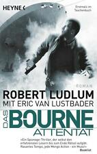 Das Bourne Attentat von Robert Ludlum (2011, Taschenbuch), UNGELESEN