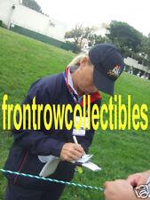 Dottie Pepper Signd Torrey Pines 2008 US Open Scorecard