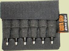 Official God'A Grip Ammo Carrier - 6 Shot Magnum (.410 to all magnum calibers)