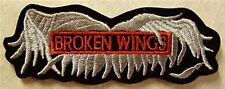 BROKEN WINGS PATCH