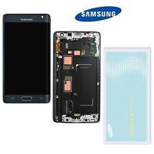 Samsung Galaxy Note Edge N915F LCD Display Schwarz  ⫸  Original Service Ware  ⫷