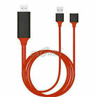 USB-C Type C to HDMI HDTV TV Cable Adapter For iPad Air/Air 2 Tablets Cell Phone
