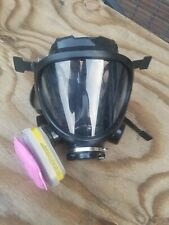 3M 7800S-M Full Face Respirator – Silicone Full Facepiece NEW medium