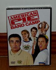AMERICAN PIE 4 - BAND CAMP - DVD - PRECINTADO - NUEVO - COMEDIA - HUMOR