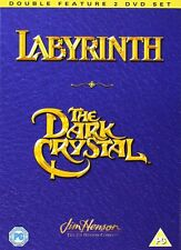 Labyrinth/The Dark Crystal [DVD] [2010]