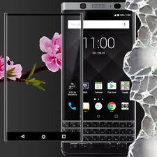 Pellicola proteggi schermo VETRO Bordo Nero per BlackBerry KeyOne protezione