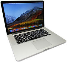 "Apple MacBook Pro 11,4 15"" i7-4770HQ 2.2GHz 512GB SSD 16GB Mid-2015 A1398"
