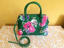 Kate Spade Green Floral Rachelle NWT