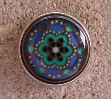 """4, Get 5Th $6.95 Snap Free Ginger Snapsâ""""¢ Kaleidoscope-Moroccan Tile Jewelry Buy"""