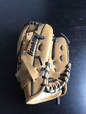 Franklin Field Master 6663 Baseball Glove Softball Youth Brown